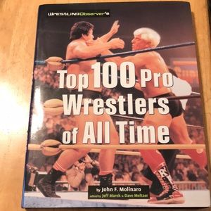 Top 100 Pro Wrestlers of All Time 2002